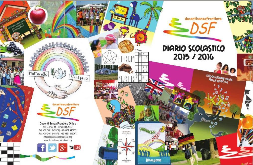 diario copertina